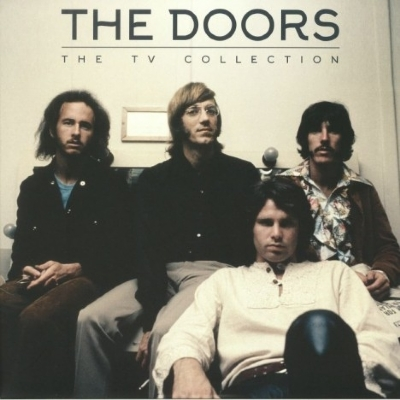 DISCO DE VINIL NOVO - THE DOORS - THE TV COLLECTION LP DUPLO 180 G