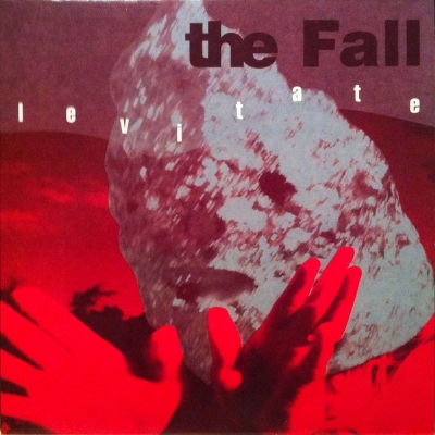 DISCO DE VINIL NOVO - THE FALL - LEVITATE LP