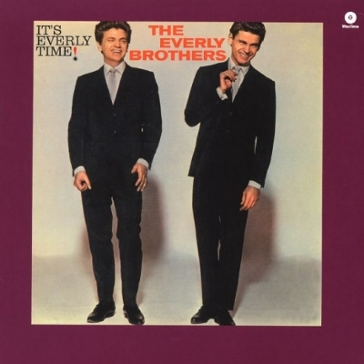 DISCO DE VINIL NOVO - THE EVERLY BROTHERS - IT´S EVERY TIME LP 180G
