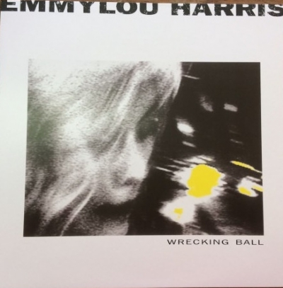 DISCO DE VINIL NOVO - EMMYLOU HARRIS - WRECKING BALL LP