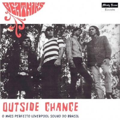 DISCO DE VINIL NOVO - BEATNIKS - OUTSIDE CHANCE COMPLETE SINGLES COLLECTION