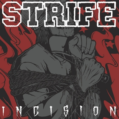 DISCO DE VINIL NOVO - STRIFE - INCISION LP COLORIDO