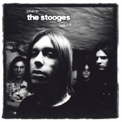 DISCO DE VINIL NOVO - THE STOOGES - HEAVY LIQUID LP DUPLO 180 G