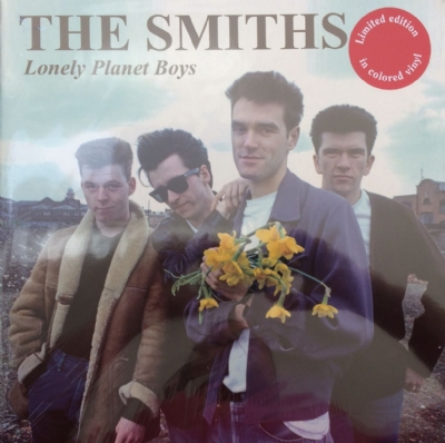 DISCO DE VINIL NOVO - THE SMITHS - LONELY PLANET BOYS LP COLORIDO