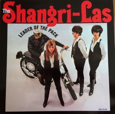 DISCO DE VINIL NOVO - THE SHANGRI-LAS - LEADER OF THE PACK LP
