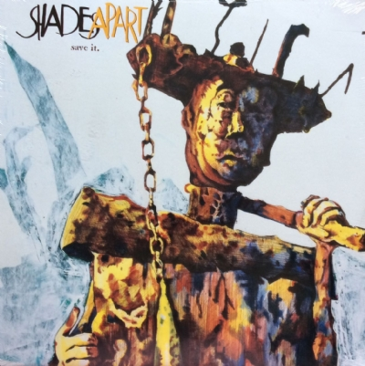 DISCO DE VINIL NOVO - SHADES APART - SAVE IT. LP COLORIDO