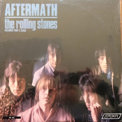 DISCO DE VINIL NOVO - THE ROLLING STONES - AFTERMATH USA LP