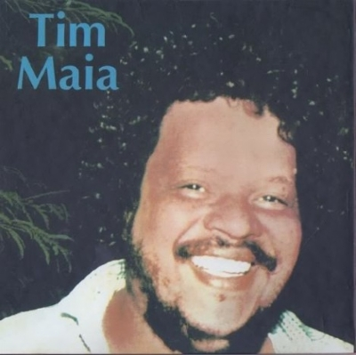 DISCO DE VINIL NOVO - TIM MAIA - TIM MAIA 1978 WITH NO ONE ELSE AROUND LP 180 G