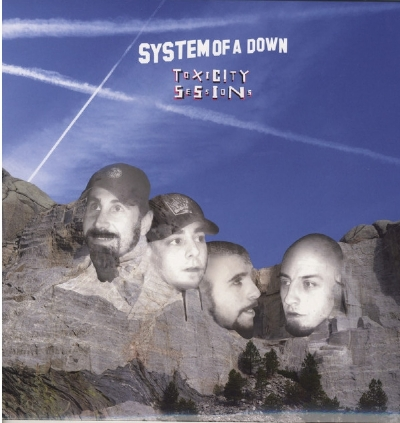 DISCO DE VINIL NOVO - SYSTEM OF A DOWN - TOXICITY SESSIONS LP
