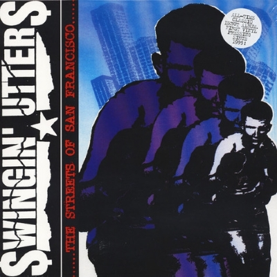 DISCO DE VINIL NOVO - SWINGIN´ UTTERS - THE STREETS OF SAN FRANCISCO LP 180 G