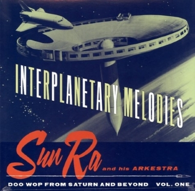 DISCO DE VINIL NOVO - SUN RA AND HIS ARKESTRA - INTERPLANETARY MELODIES LP