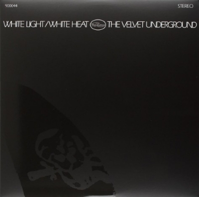 DISCO DE VINIL NOVO - THE VELVET UNDERGROUND - WHITE LIGHT/WHITE HEAT LP 180G