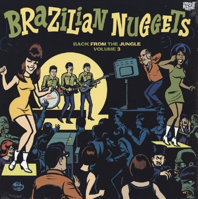 DISCO DE VINIL NOVO - BRAZILIAN NUGGETS LP