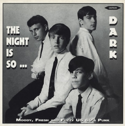 DISCO DE VINIL NOVO - THE NIGHT IS SO DARK - MOODY, FRESH AND FUZZY US 60´S PUNK LP