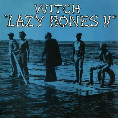 DISCO DE VINIL NOVO - WITCH - LAZY BONES LP 180 G