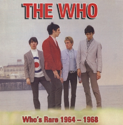 DISCO DE VINIL NOVO - THE WHO - WHO´S RARE 1964 -1968 LP