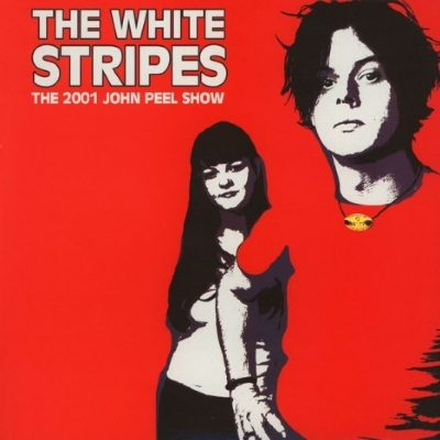 DISCO DE VINIL NOVO - WHITE STRIPES - THE 2001 JOHN PEEL SHOW LP