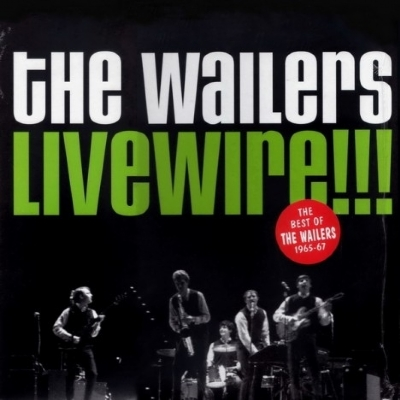 DISCO DE VINIL NOVO - THE WAILERS - LIVEWIRE!!! LP