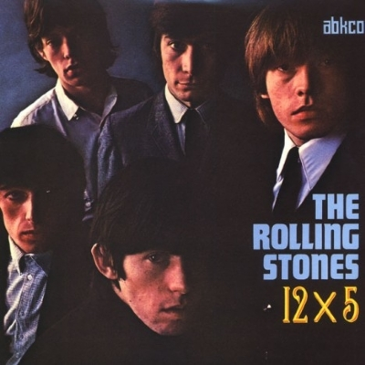 DISCO DE VINIL NOVO - THE ROLLING STONES - 12 X 5 LP 180 G