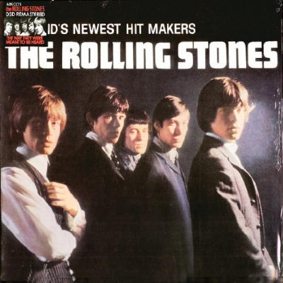 DISCO DE VINIL NOVO - THE ROLLING STONES - ENGLAND´S NEWEST HIT MAKERS LP 180G