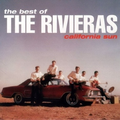DISCO DE VINIL NOVO - THE RIVIERAS - THE BEST OF THE RIVIERAS CALIFORNIA SUN LP