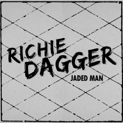 DISCO DE VINIL NOVO - RICHIE DAGGER - JADED MAN LP