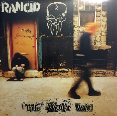 DISCO DE VINIL NOVO - RANCID - LIFE WON´T WAIT LP DUPLO