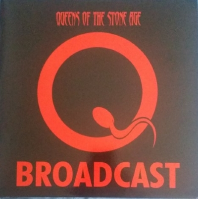 DISCO DE VINIL NOVO - QUEENS OF THE STONE AGE - BROADCAST LP
