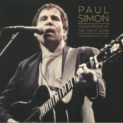 DISCO DE VINIL NOVO - PAUL SIMON - KODACHROME AT THE TOKYO DOME LP DUPLO 180 G