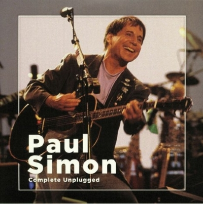 DISCO DE VINIL NOVO - PAUL SIMON - COMPLETE UNPLUGGED LP DUPLO 180 G
