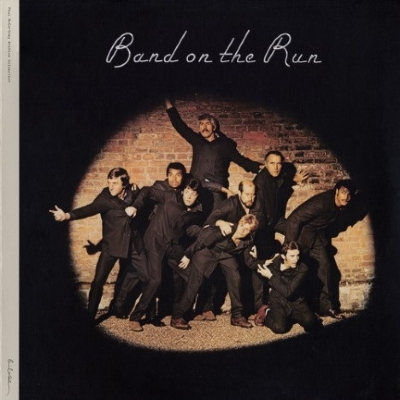 DISCO DE VINIL NOVO - PAUL McCARTNEY & WINGS - BAND ON THE RUN LP DUPLO 180 G