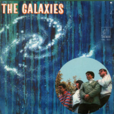 DISCO DE VINIL NOVO - THE GALAXIES - HEY! LP 180 G + 2 FAIXAS INÉDITAS