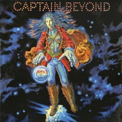 DISCO DE VINIL NOVO - CAPTAIN BEYOND - CAPTAIN BEYOND LP 180G