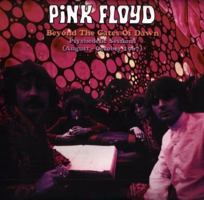 DISCO DE VINIL NOVO - PINK FLOYD - BEYOND THE GATES OF DAWN LP