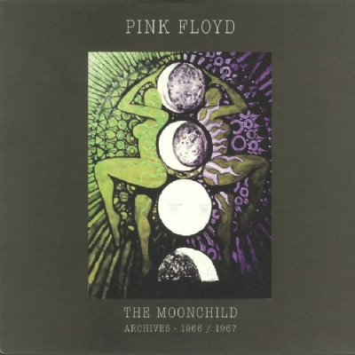 DISCO DE VINIL NOVO - PINK FLOYD - THE MOONCHILD ARCHIVES LP