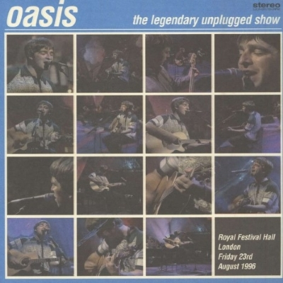 DISCO DE VINIL NOVO - OASIS - THE LEGENDARY UNPLUGGED SHOW LP