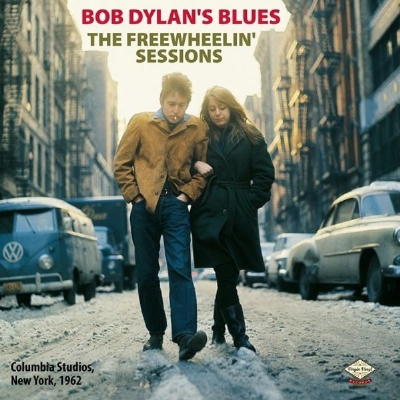 DISCO DE VINIL NOVO - BOB DYLAN - BOB DYLAN´S BLUES THE FREEWHEELIN´SESSIONS 1962 4 LP 3 CD BOX SET