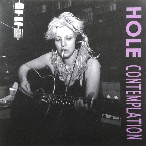 DISCO DE VINIL NOVO - HOLE - CONTEMPLATION LP