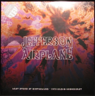 DISCO DE VINIL NOVO - JEFFERSON AIRPLANE - LAST STAND AT WINTERLAND LP DUPLO 180 G