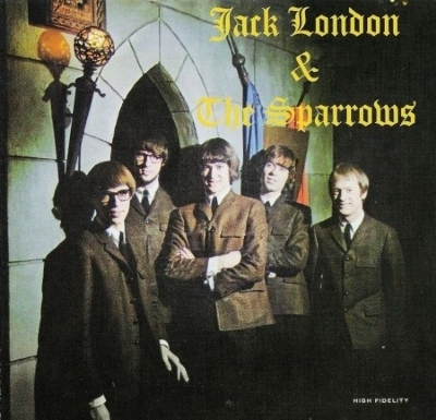 DISCO DE VINIL NOVO - JACK LONDON & THE SPARROWS - JACK LONDON & THE SPARROWS LP 180G