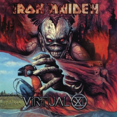 DISCO DE VINIL NOVO - IRON MAIDEN - VIRTUAL XI LP DUPLO 180g