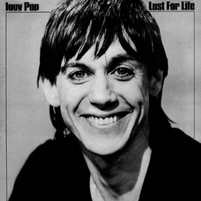 DISCO DE VINIL NOVO - IGGY POP - LUST FOR LIFE LP 180G