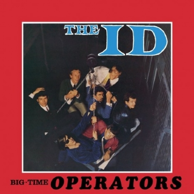 DISCO DE VINIL NOVO - THE ID - BIG-TIME OPERATORS LP 180 G