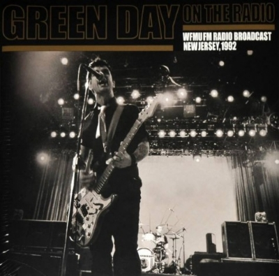 DISCO DE VINIL NOVO - GREEN DAY - ON THE RADIO LP DUPLO 180 G
