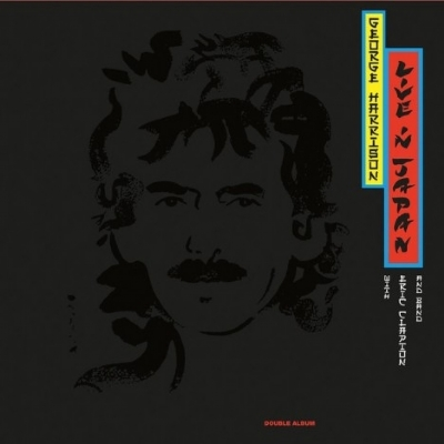 DISCO DE VINIL NOVO - GEORGE HARRISON - LIVE IN JAPAN LP DUPLO 180G