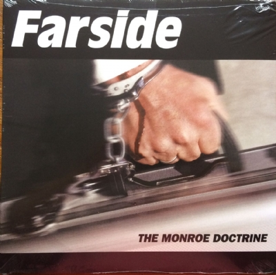 DISCO DE VINIL NOVO - FARSIDE - THE MONROE DOCTRINE LP 180 G