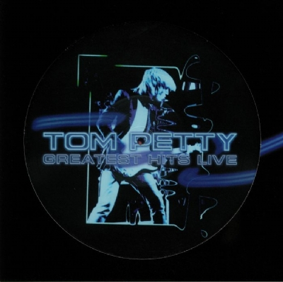 DISCO DE VINIL NOVO - TOM PETTY - GREAT HITS LIVE LP PICTURE DISC