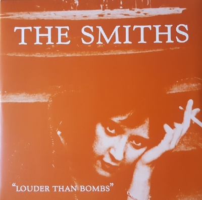 DISCO DE VINIL NOVO - THE SMITHS - LOUDER THAN BOMBS LP DUPLO 180 G