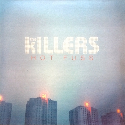 DISCO DE VINIL NOVO - THE KILLERS - HOT FUSS LP COLORIDO
