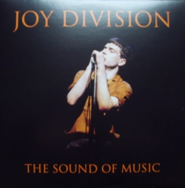 DISCO DE VINIL NOVO - JOY DIVISION - THE SOUND OF MUSIC LIVE UK 1980 LP DUPLO